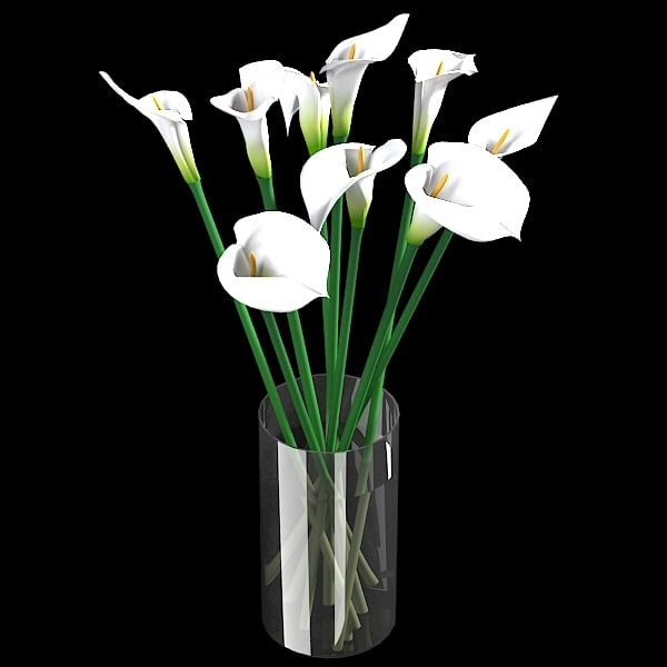 calla flower bouquet vase.jpg