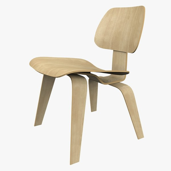 chair vitra plywood eames