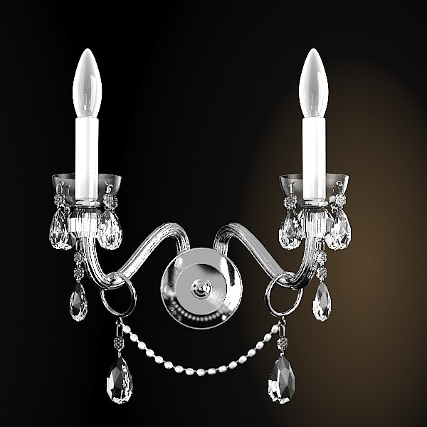 italamp collezione 263 classic wall lamp sconce crystal glass.jpg