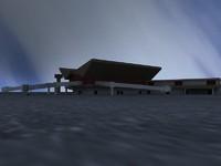 3d model aeropuerto