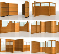 Collection of  7 Partitions