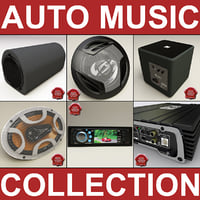 Auto Music Collection