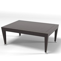 DONGHIA PARIS COFFEE TABLE RECTANGULAR 50078