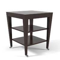 DONGHIA PARIS END TABLE 50069