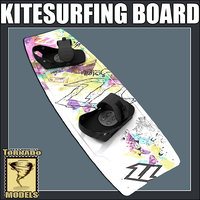 max kitesurfing board