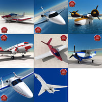 Private Aircraft Collection V4