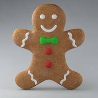 Gingerbread Man_02