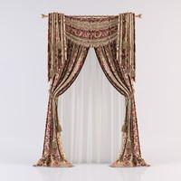 maya curtain