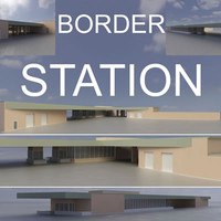 border station 3ds