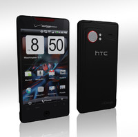 3d htc incredible model