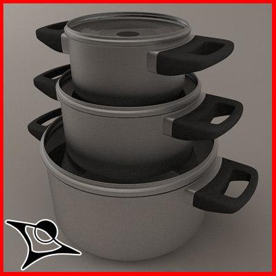 Kitchen Pot Collection