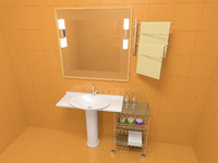 max bathroom furniture kit