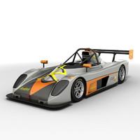 radical pr6 prosport 3d max