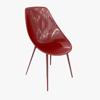 chair kartell lago by philippe starck