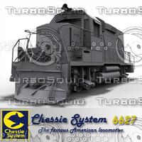 Chessie system 6627