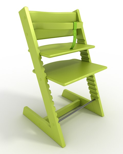 Child growing chair