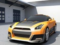 Nissan Skyline GT-R tuning