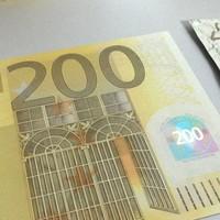 200 euros - Europe Banknote