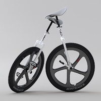 Unicycle sport edition