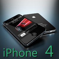 new iPhone 4 and iPhone 4S cell phone