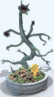 alien bonsai