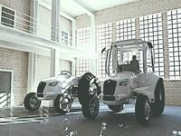 skoda tractors 3d 3ds