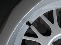F1 Wheels (Rims and Tires)