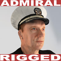 Admiral Rigged