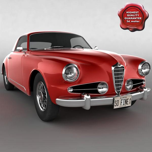 Maya Alfa Romeo 1900 Supersprint