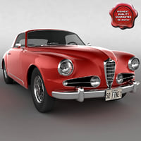 Alfa Romeo 1900 SuperSprint 1954
