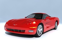 Chevrolet-Corvette car model