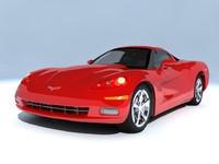 Chevrolet-Corvette car model