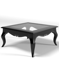 FLAI 26310 CLASSIC COFFEE TABLE