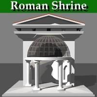 Roman Shrine