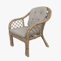 Armchair Bamboo Classic