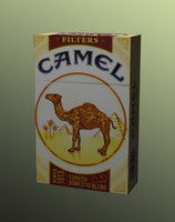obj camel pack games
