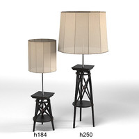Chelini floor lamp modern contemporary