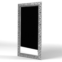jnl classic mirror baroque carved