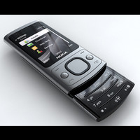 nokia 6700 slide 3d 3ds