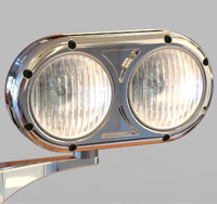 3ds max truck light