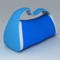 3d sport bag