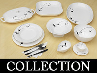 Kitchen tableware