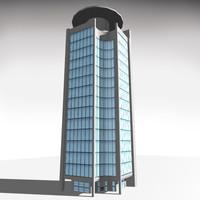 3d model building 22