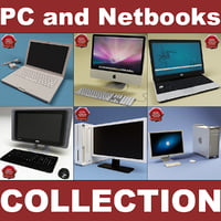 Desktop PC and Laptops Collection