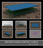 50014 Living Room Table
