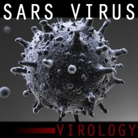 SARS Virus HD