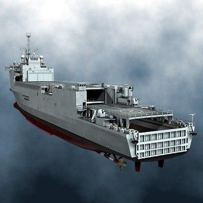 """سفينة الإنزال الهجومية البرمائية الفرنسية """"فودر"""" معروضة للبيع ومصر من الدول  المرشحة TCD_04.jpg93bfdfd0-806d-41b3-9fa7-466c1c84446eLarger"""