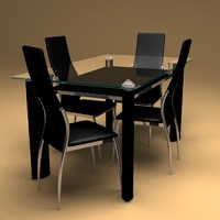 Dining Table  Contemporary