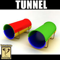 Playground Tunnel