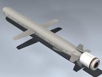 maya bgm-109g gryphon cruise missile